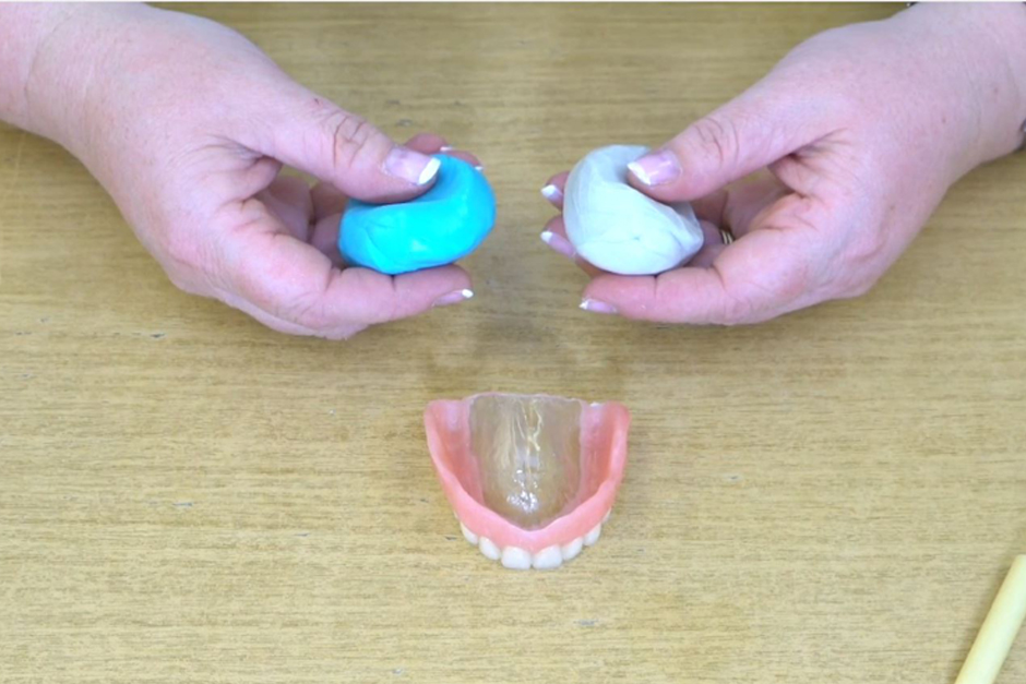 Copy Denture Technique