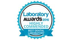 Best Dental Laboratory 2016