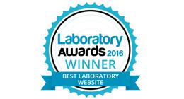 Best Laboratory Website 2016
