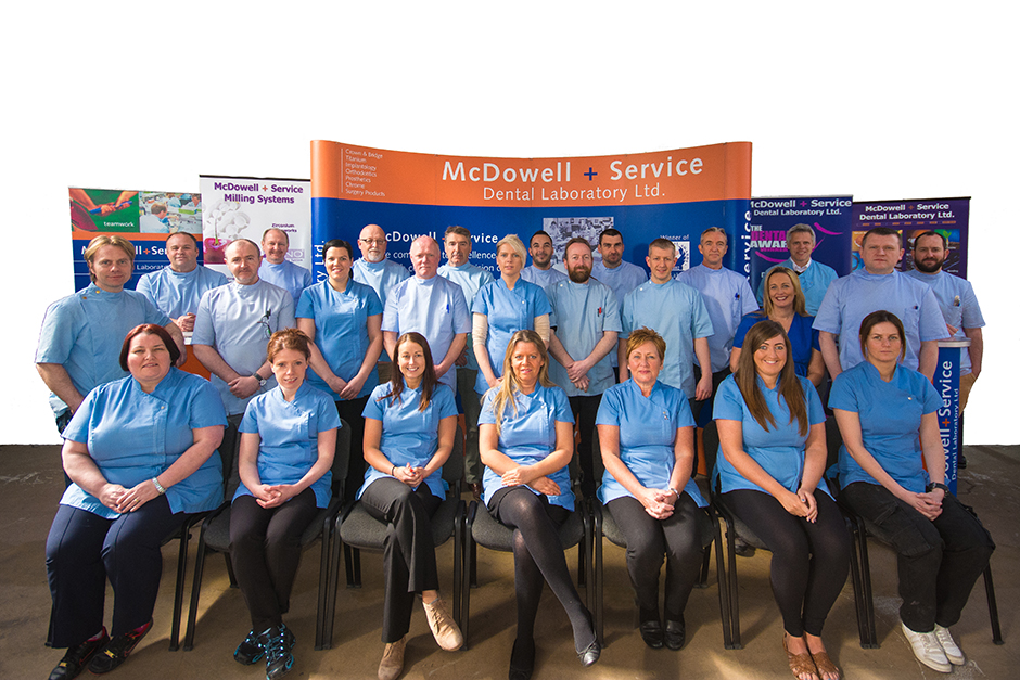 The Full McDowell + Service Team
