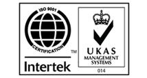 Intertek 9001 Certification