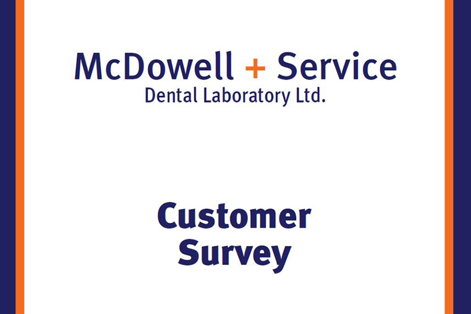 Customer Survey 2015