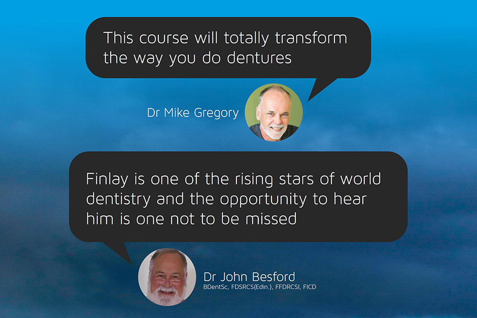 Irish Academy of Aesthetic Dentistry Conference in Belfast 25th October 2019