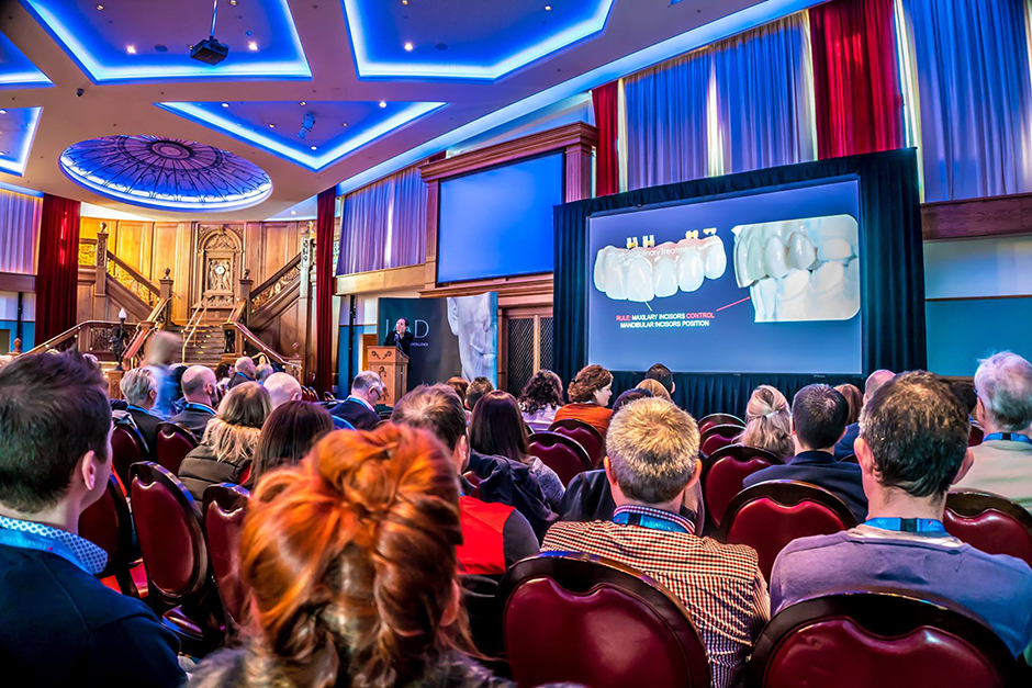 Inside theTitanic Building, the Venue for Smile Design Conference 2015